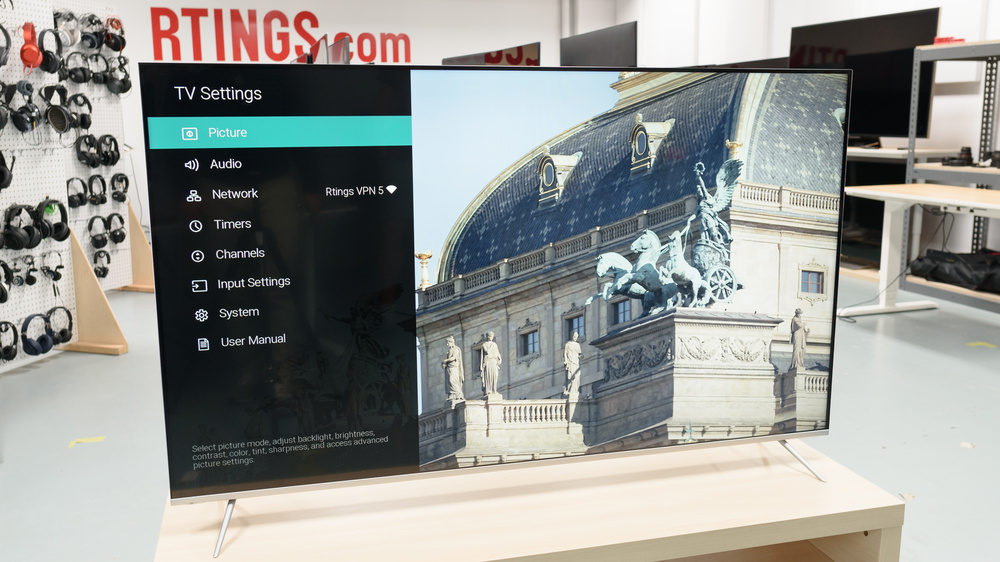 Vizio P Series 2018 Picture