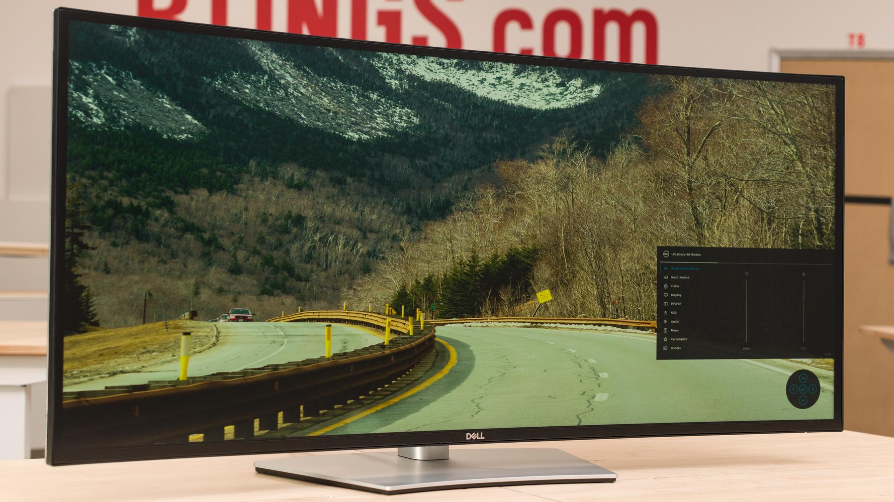 Dell UltraSharp U4021QW Picture