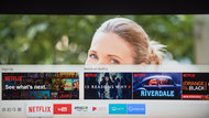 Samsung MU6500 Smart TV Picture