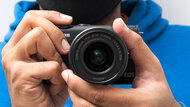 Canon EOS M200 Hand Grip Picture