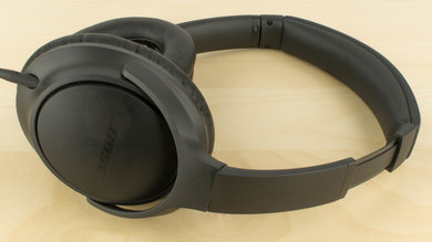 Bose SoundTrue Around-Ear II Build Quality Picture