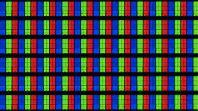 Samsung RU7300 Pixels Picture