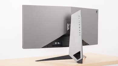 Dell Alienware AW3418DW Back picture