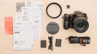 Sony RX10 IV In The Box Picture