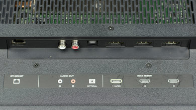 Vizio M Series 2016 Rear Inputs Picture