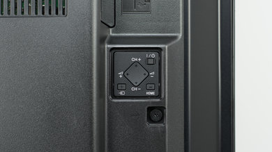 Sony W630B Controls Picture