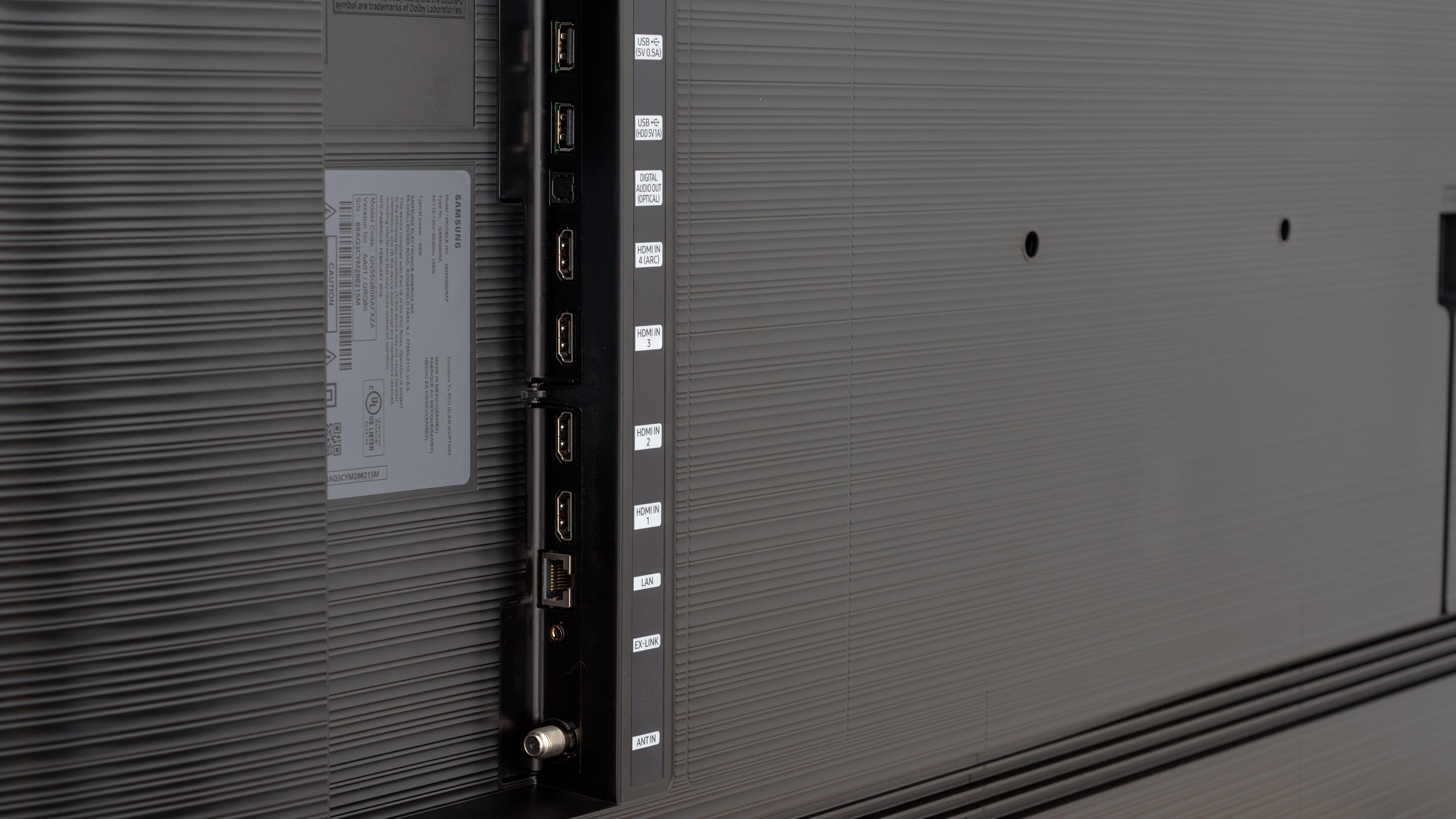 Samsung Q80 Q80r Qled Review Qn55q80r Qn65q80r Qn75q80r
