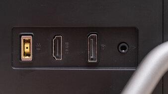 Lenovo Q27q-10 Inputs 1