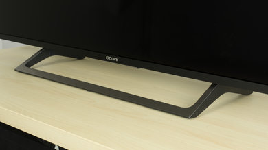Sony X800E Stand Picture