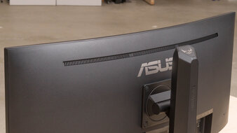 ASUS TUF Gaming VG34VQL1B Build Quality Picture
