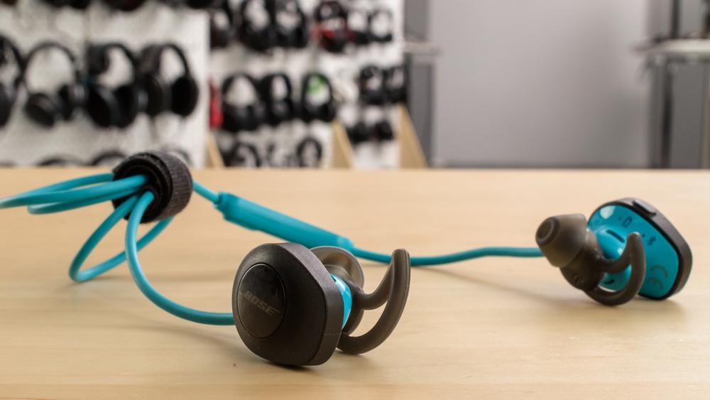 Bose SoundSport Wireless Design Picture