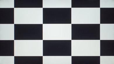 Samsung M5300 Checkerboard Picture