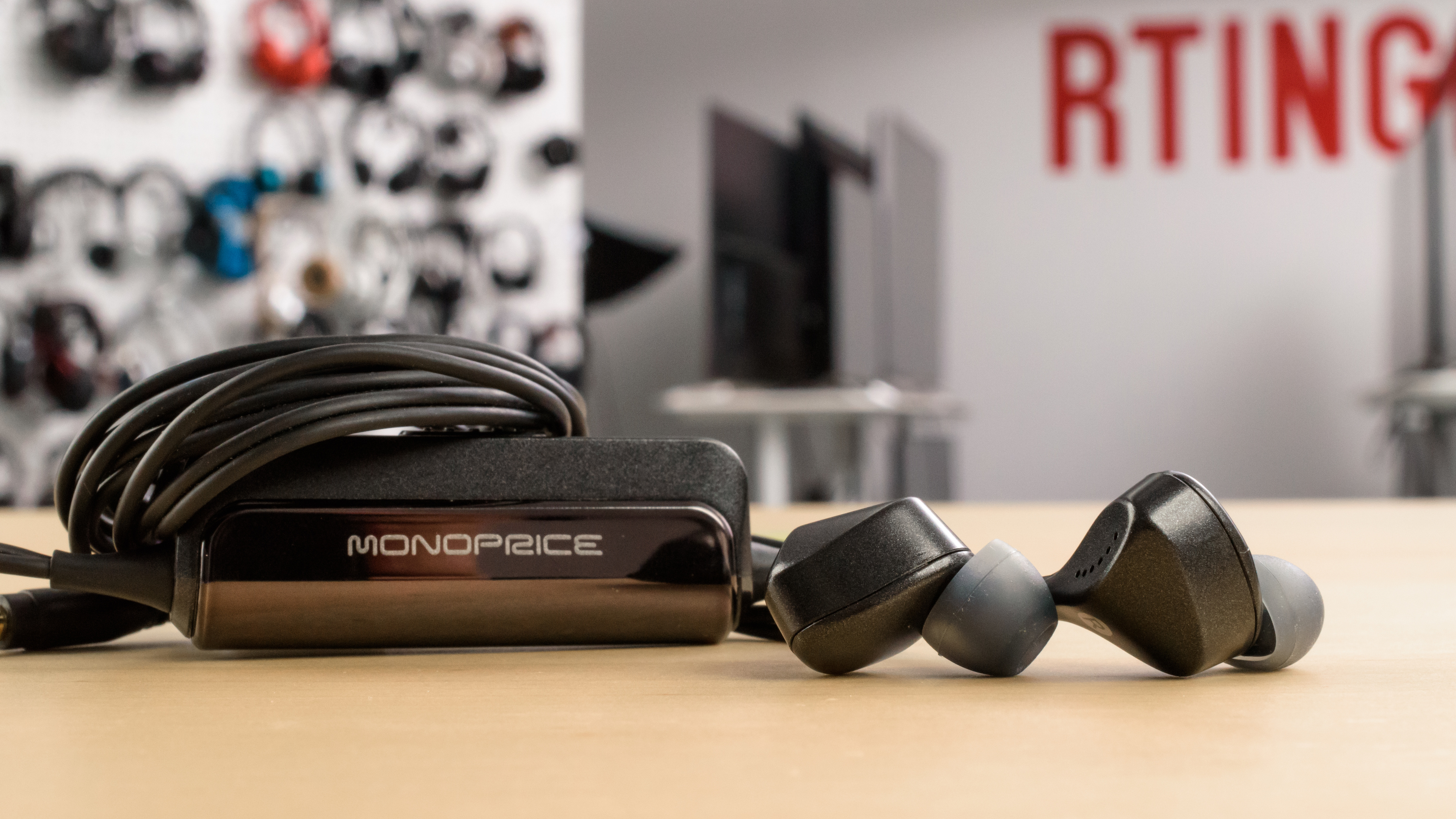 3e3f93a4c3f Monoprice 10799 Enhanced Active Noise Cancelling Earphones Review ...