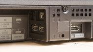Sony HT-A7000 Physical inputs bar photo 1