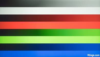 LG UK7700 Gradient Picture