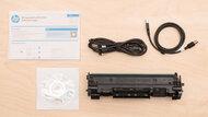 HP LaserJet Pro M15w In the Box Picture