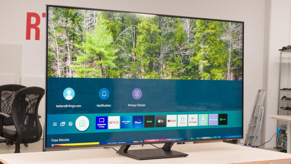 Samsung Q70/Q70A QLED Picture
