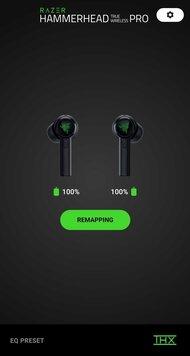 Razer Hammerhead True Wireless Pro App Picture