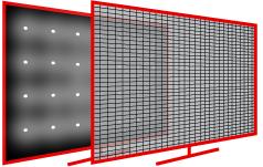 How LED direct lit works