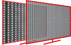 How LED full array works
