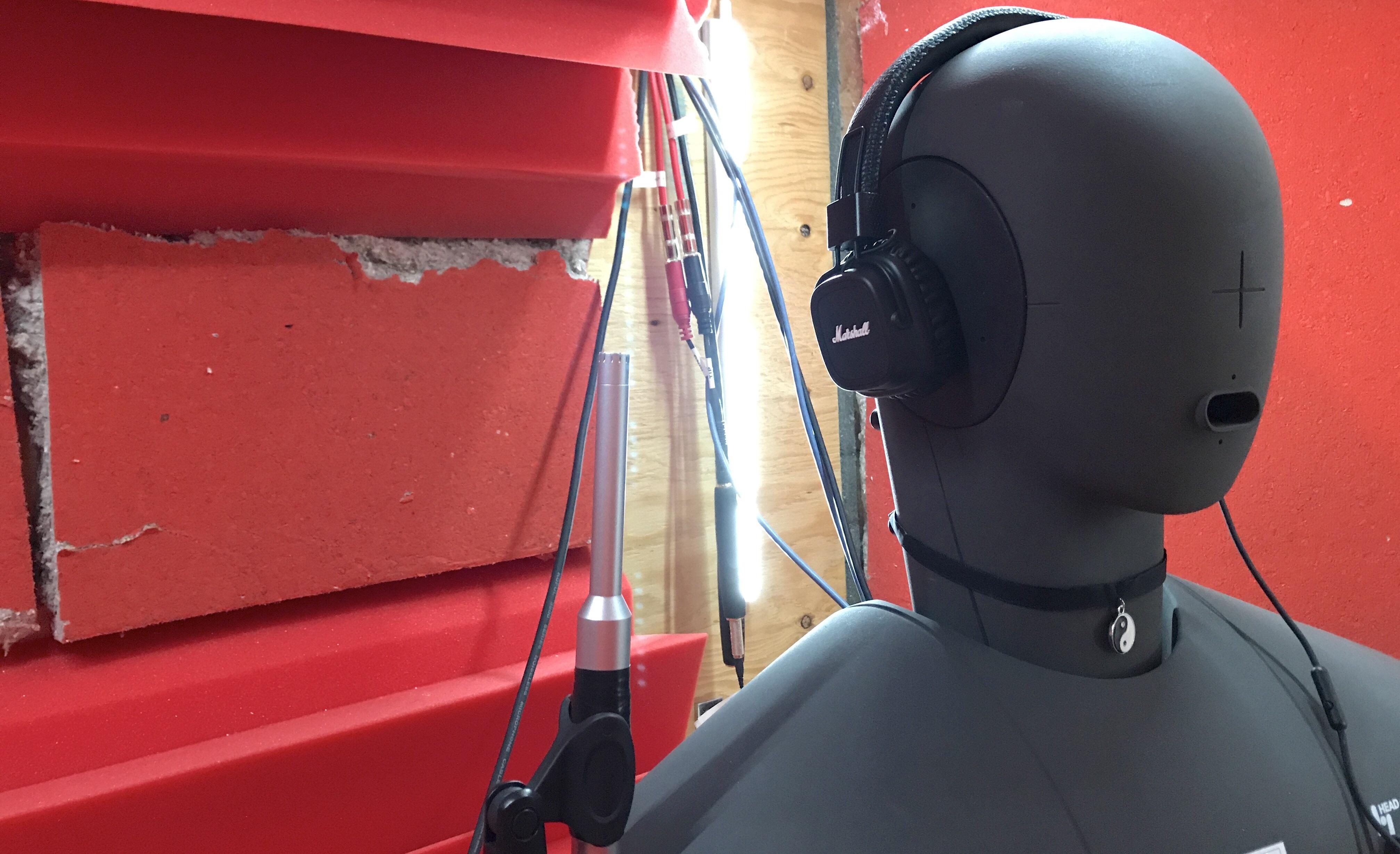 Sound Leakage Of Headphones