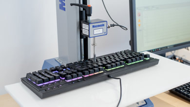 Keyboards testing example