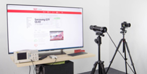 TVs testing example