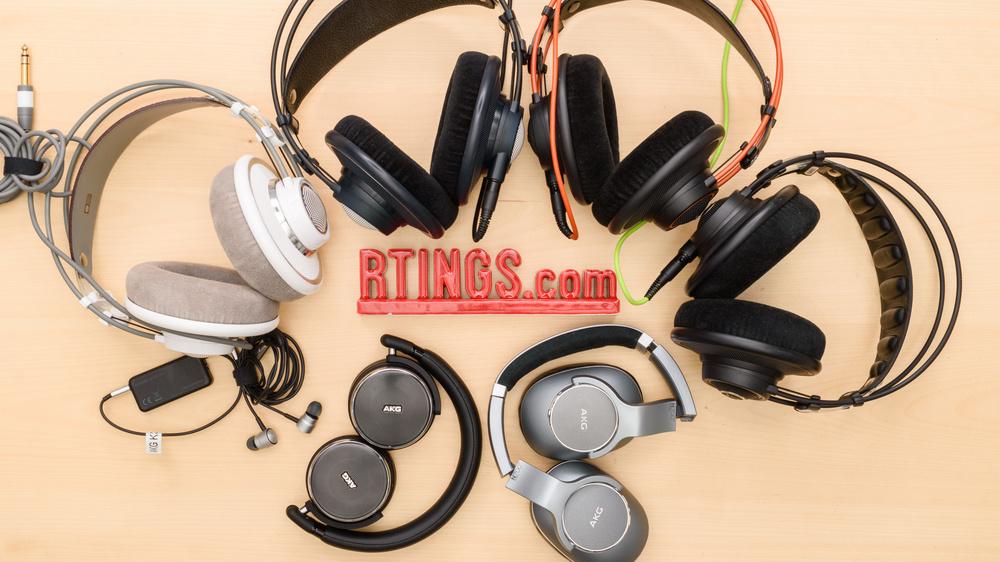 AKG Headphones Lineup