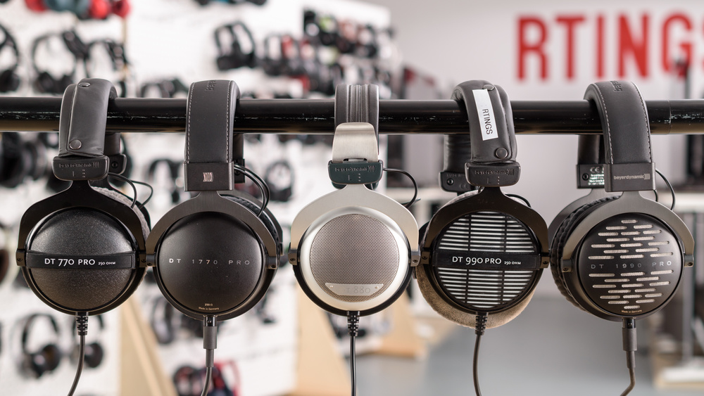 Beyerdynamic Headphones Lineup