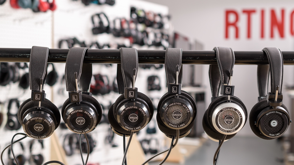 Grado Headphones Lineup