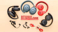 JBL Headphones Lineup