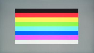 Aorus AD27QD Color bleed horizontal
