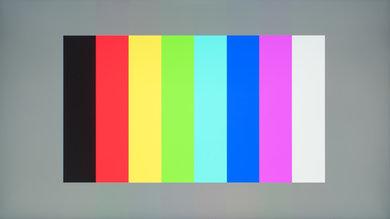 Aorus AD27QD Color bleed vertical