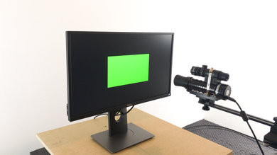 Calibration Test setup