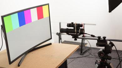 Color Bleed Test Setup