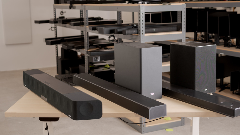 Best Soundbars 5.1