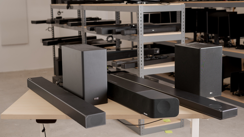 Best Soundbars For Movies