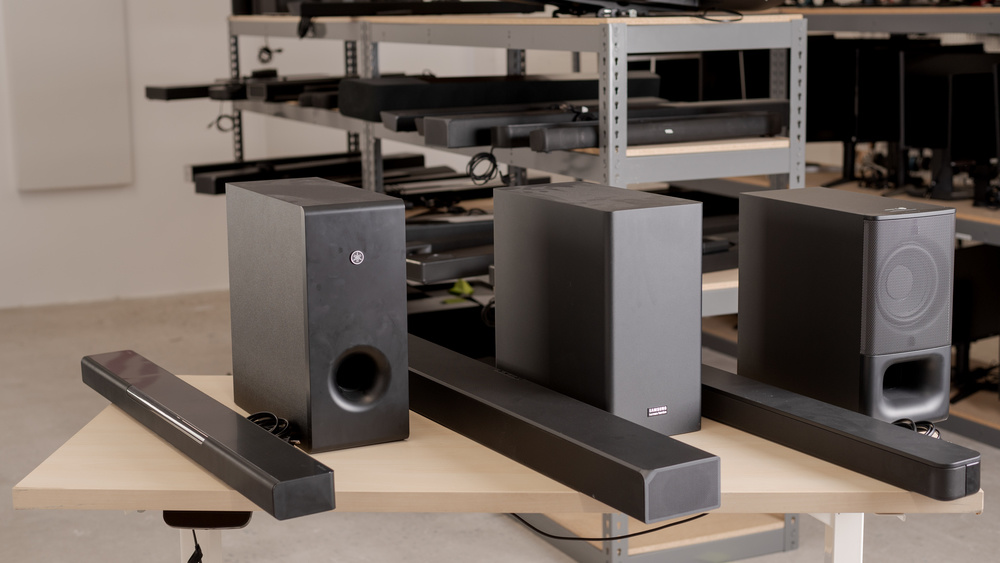 Best Soundbars With Subwoofer