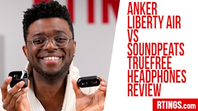 Video: Anker SoundCore Liberty Air VS SoundPEATS TrueFree