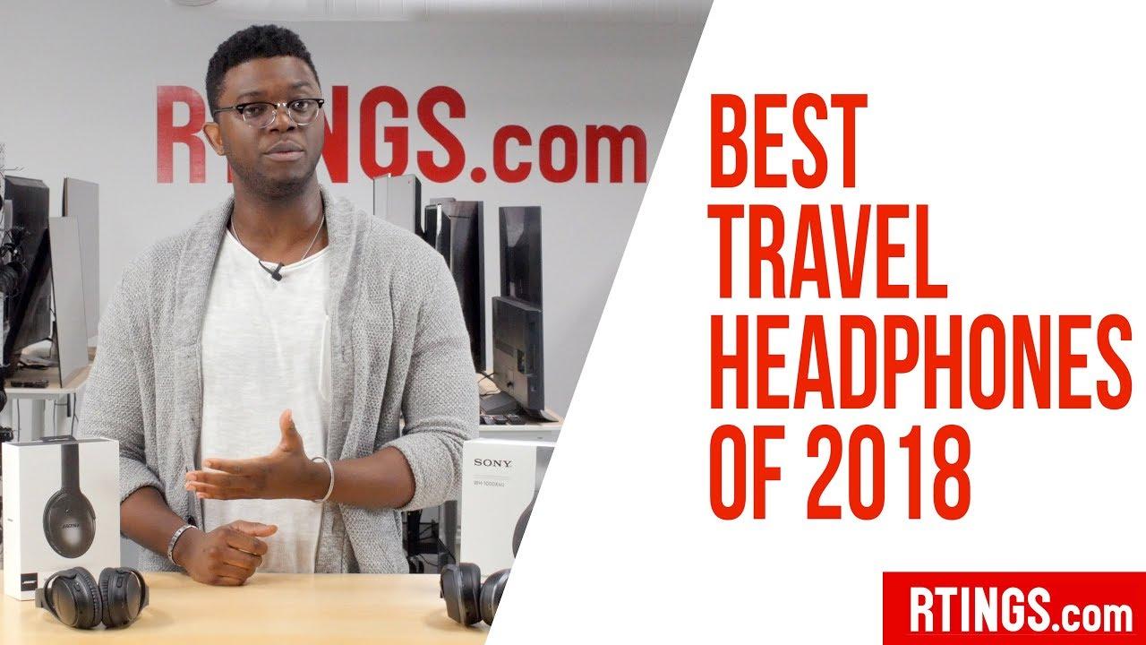Video: Best travel headphones of 2018