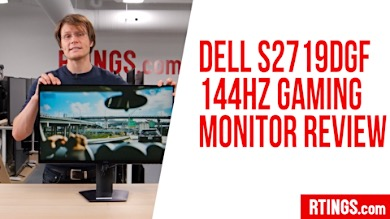 Video: Dell S2719DGF 144Hz Gaming Monitor Review