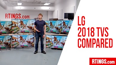 Video: All LG 2018 4k TVs Compared
