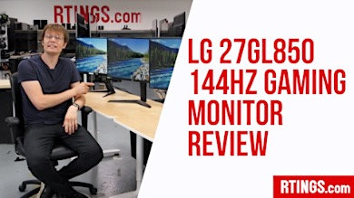 Video: LG 27GL850 144Hz Gaming Monitor Review
