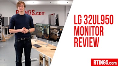 Video: LG 32UL950 4k Monitor Review