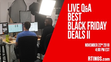 Video: Live Q&A: Best Black Friday Deals II