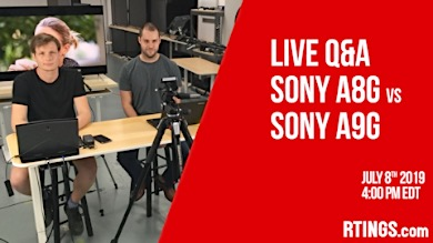 Video: Live Q&A: Sony A8G vs A9G vs LG C9 OLED Comparison