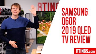 Video: Samsung Q60R 2019 QLED TV Review