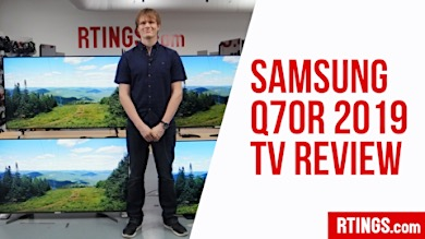 Video: Samsung Q70/Q70R 2019 QLED TV Review