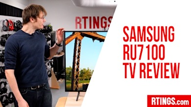 Video: Samsung RU7100 TV Review