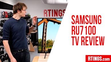 Video: Samsung RU7100 TV Review